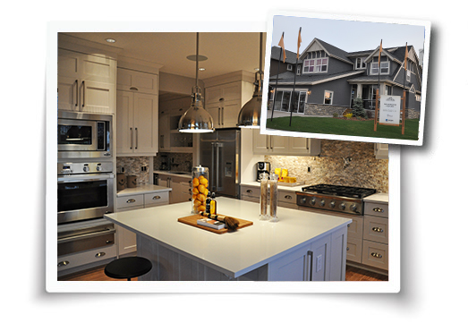 Jager Homes in Kinniburgh Chestermere